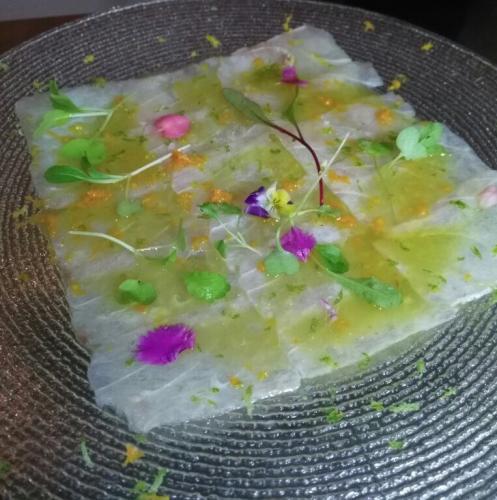 epicur magazine buen vivir comer flores comestibles restaurante costa rica carpaccio